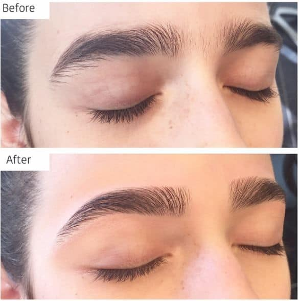 eyebrow tattoo Malvern