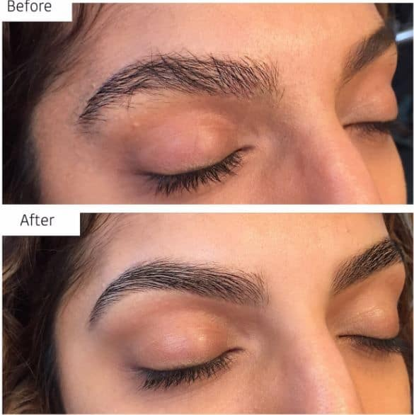 eyebrow tattoo south yarra