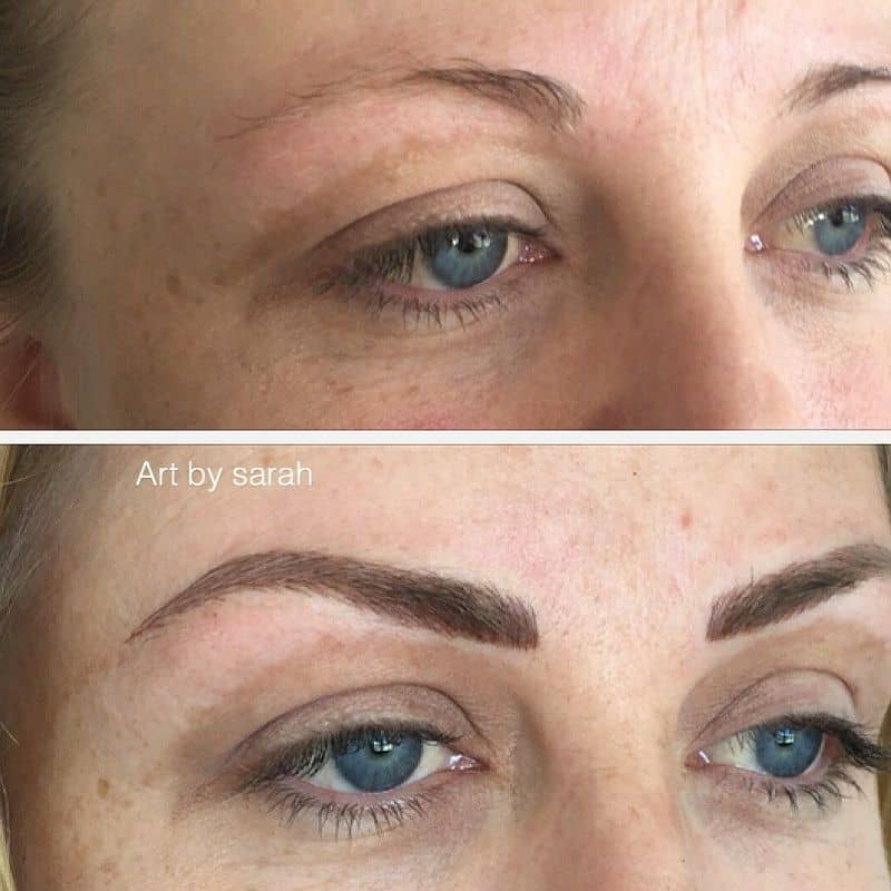 celebrities and eyebrow tattoos melbourne guide